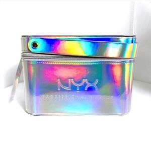 NYX Holographic Makeup Travel Case